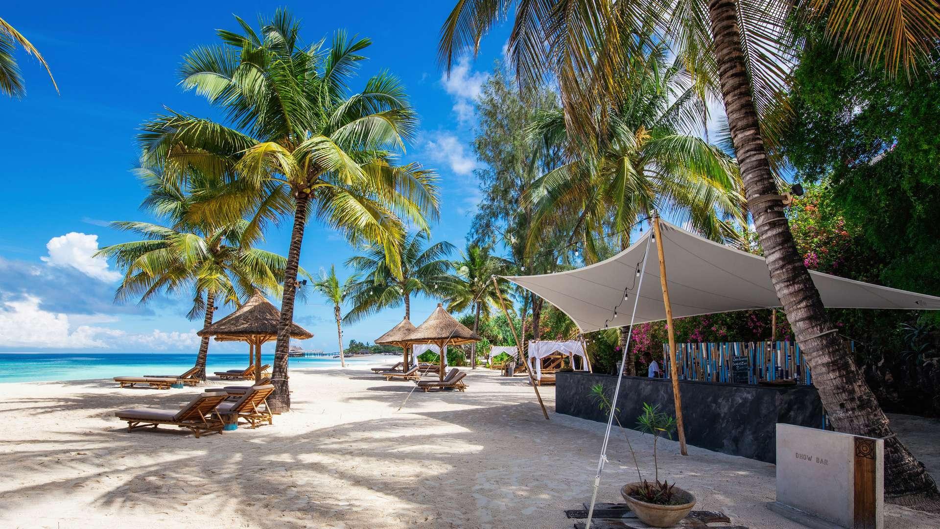 safari and Zanzibar beach